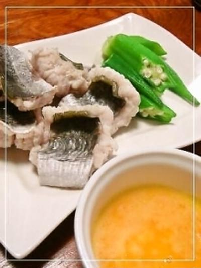 高西醤油&晩ご飯