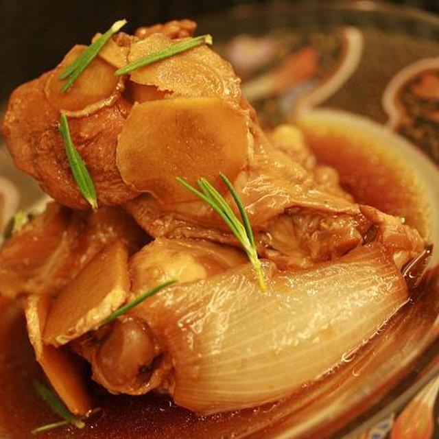 ☆鶏肉玉ねぎの甘酢煮☆と、やっぱり餃子!