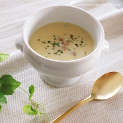 コーンの季節がやって来た!いつものコーンスープ