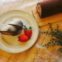 【LIMIA】HMで作るチョコロールケーキ。と金メダル!
