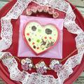 バレンタインチョコレート(可愛い、チョコ、手作り)(本命チョコ、義理チョコ)