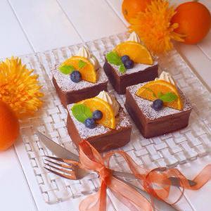 爽やかな大人味♪チョコ×オレンジで作る!絶品スイーツレシピ