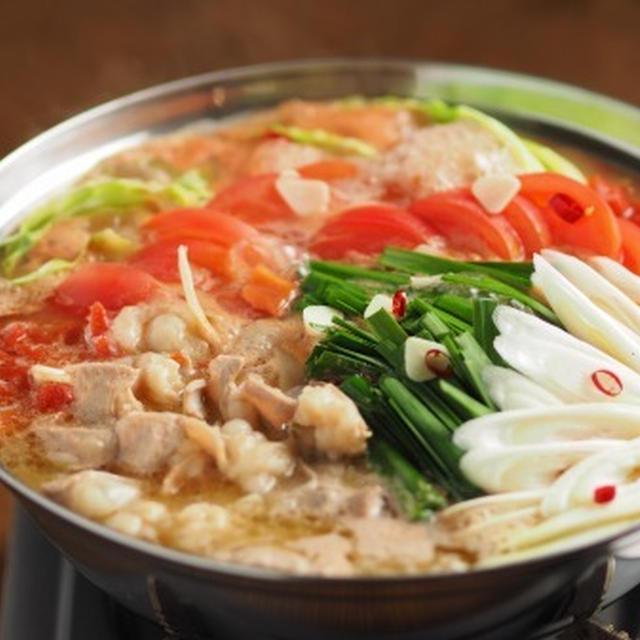 トマトもつ鍋、レシピ無しでも作れるレシピ