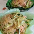 少ない材料で美味しく 中華春雨サラダ