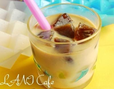 コナコーヒーアイスキューブ つめた~いカフェオレ
