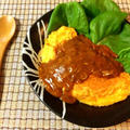 ポムりたい日に。ふわり豆腐オムレツのカレー明太チーズ(糖質3.1g) by ねこやましゅんさん
