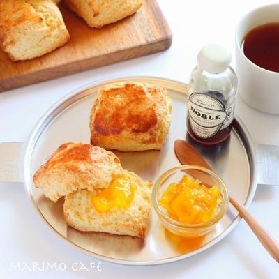 【レシピ】サクッとふわっとスコーン!!そして「フライパン作れるお菓子レシピ3選」!