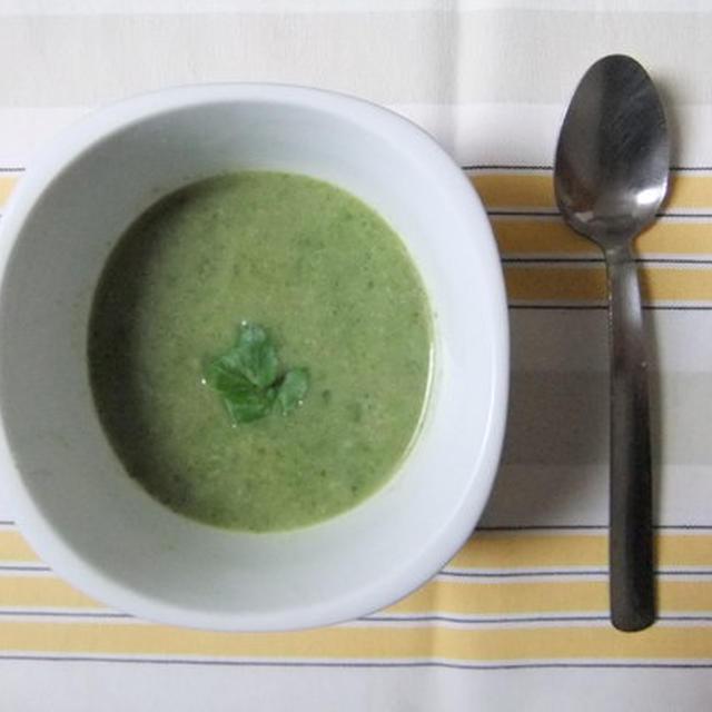 クレソンのスープ【Watercress Soup】