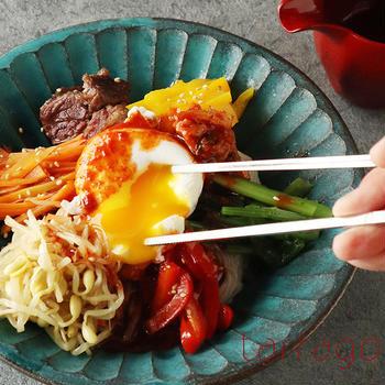 韓流ドラマを観てビビンククスが食べたくなる、パパッとリモートランチに♪ヴィンチェンツォはまり中。