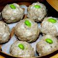 グッチ裕三さんのすっぴんシューマイ♡ レシピは海老とアスパラのマヨ炒め♡  ♡