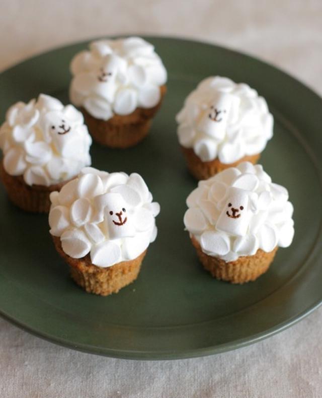 カップケーキをデコっておしゃれに変身!簡単アイデア15選