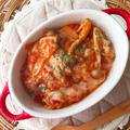 ポトフの余ったスープ大活躍!旨味全部食べ尽くし♪リゾット