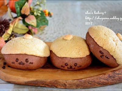 >どんぐりパンも焼いてます。手作りについて3 by sheipannさん