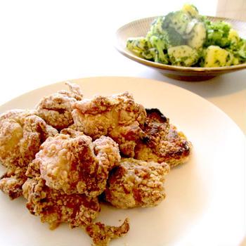 【レポ】出張個人レッスン/魚焼きグリルで鶏の唐揚げ風 体験レッスン