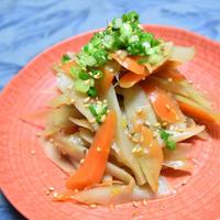 マヨなしであっさり♪「ごぼうサラダ」のおすすめレシピ