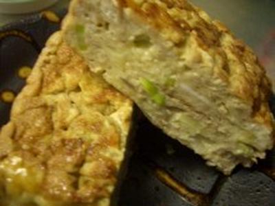 レシピブログ かんたん朝食レシピ⑤ナツメグでキッシュの味わいの卵焼き