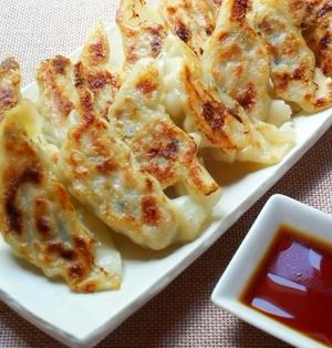 お豆腐と鶏肉で☆ヘルシー餃子