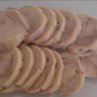 簡単☆ローズマリーとレモン風味の茹で鶏