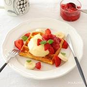 【cafe dinos連載】旬を楽しむ!「苺とバナナのジャム」レシピ