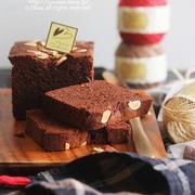 【バレンタイン講座】チョコレートのパウンドケーキ&ガス袋ラッピング。