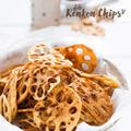 Renkon Chips Amazu sauce
