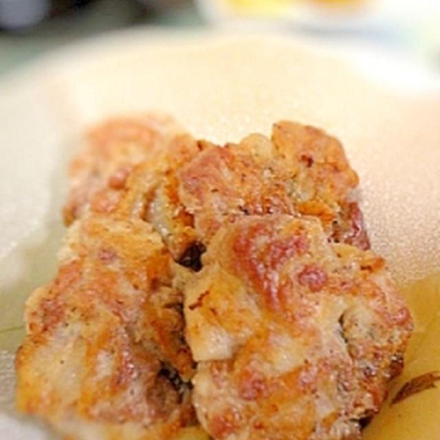 簡単★ギュッと握って★豚こまの山椒風味肉団子