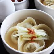 韓国風餃子のスープ(マンドゥグッ)