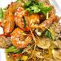 家にある物で出来るタイ料理っぽくない• タイ風海老と春雨蒸し炒め•クンオップウンセン