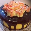 薔薇デコはクリーム*チーズ*クリーム by Chef Sayakaさん