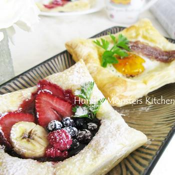 日曜のおしゃれな朝食