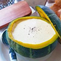 大人の南瓜スープ