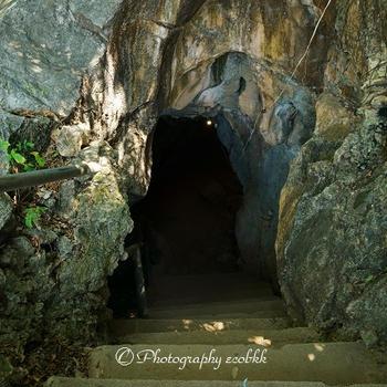 【タイ・プラチュアップキリカーン旅行3日目】カーンクラダイ洞窟/Khan Kra Dai Cave in Prachuap Khiri Khan province of Thailand
