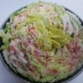 体ぽっかぽか 白菜のミルフィーユ鍋 by まみさん