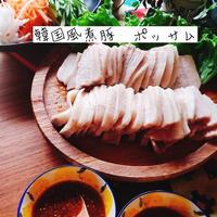 韓国風煮豚 ポッサム
