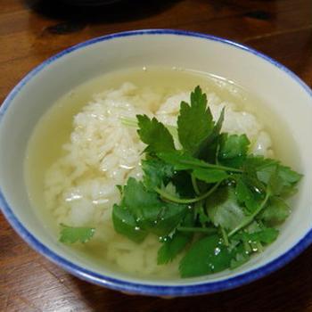 黄金のスープかけご飯~はなまるレシピ