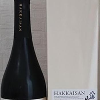 八海醸造(株)「瓶内二次発酵酒 あわ 八海山」