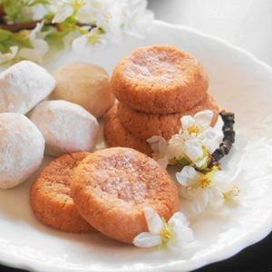 春の香り♪桜クッキーを焼いてみよう!!