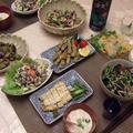 忙しい日は、超手抜き料理で品数を揃えます~♪柚子胡椒マヨサラダなどなど☆ by masakohimeさん