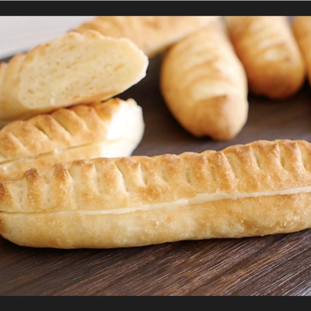 手ごねいらずのパン作り〜 こねないヴィエノワ簡単レシピ〜
