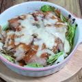 香ばしい!『キャベツと豚肩ロースの味噌チーズ焼き』レシピ【胃に優しいキャベツを使った料理④】