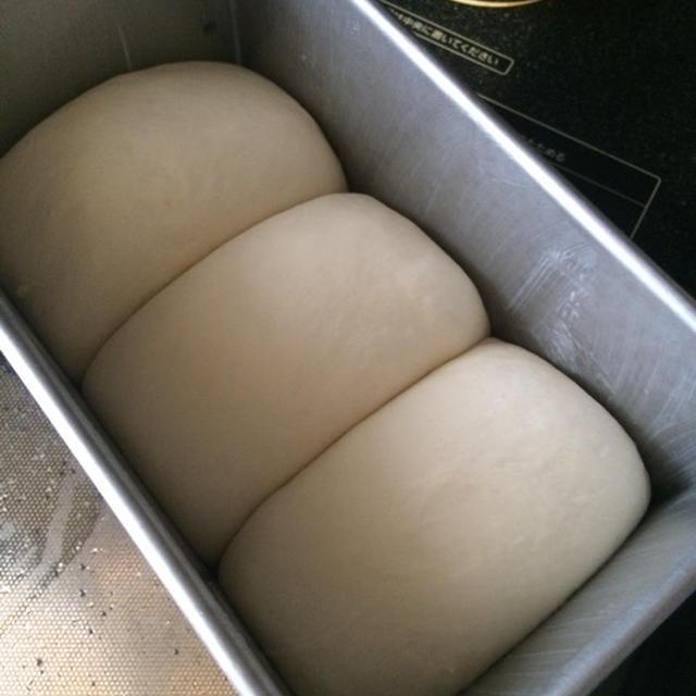 自家製酵母のふわふわプルマン
