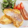 ふわふわフレンチトースト by 杏さん