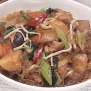安東チムタク(韓国風鶏の蒸し煮)のレシピ