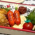 【お弁当】お弁当作り/フライパン1つで完結/チキンカツ