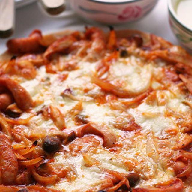 モウたまらんピザ