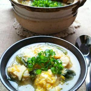 朝食に食べたい♪ほっと安らぐ「卵雑炊」のバリエーションレシピ