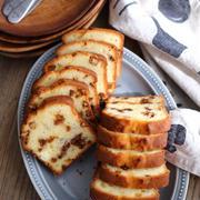 ■リッチだよ♡ 胡桃プラリネ・クリームチーズ♡バターケーキ(パウンドケーキ)