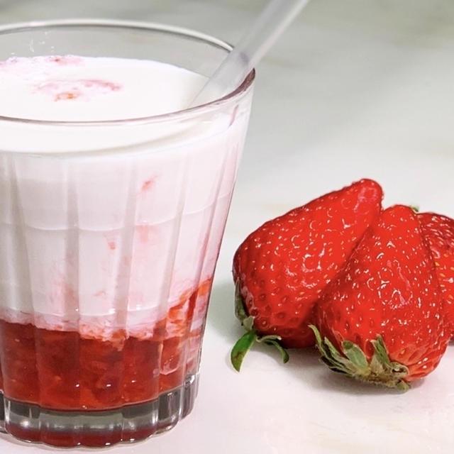 作り方 いちご ミルク かき氷シロップの手作りレシピ!人気のいちごミルク&バナナミルク&ショウガ【NHKガッテン】