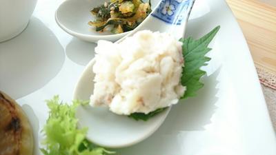 【レシピ】秋のテーマカラーは白です♪○○を使ってサラダはいかがでしょう