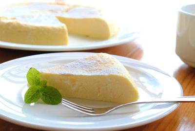 炊飯器で ヘルシー チーズケーキ ☆